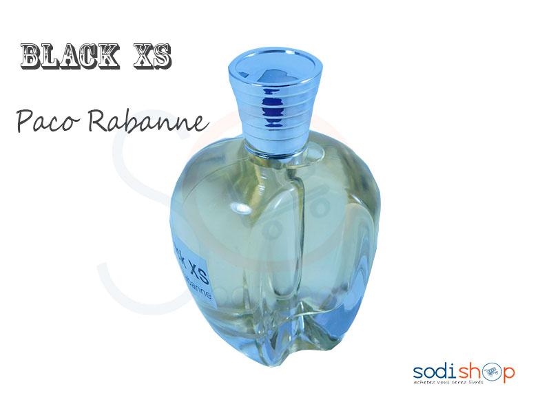 Black Xs Parfum En Vrac Pour Homme 100ml Pe0035 Sodishop