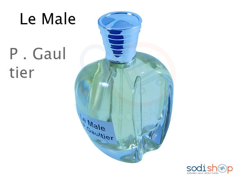 Le Male By Jean Paul Gaultier Parfum En Vrac Pour Homme 100ml