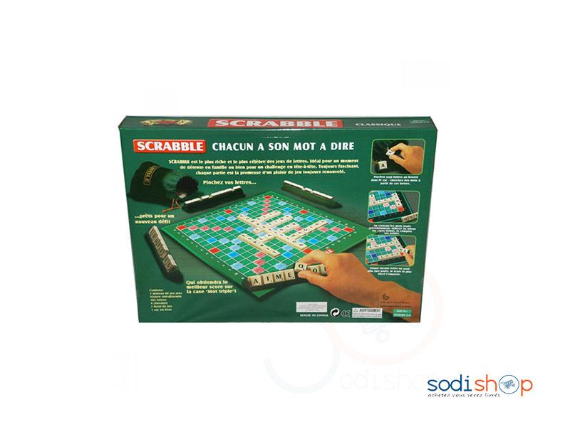 Jeu de société Scrabble Classique 0116F AN0051
