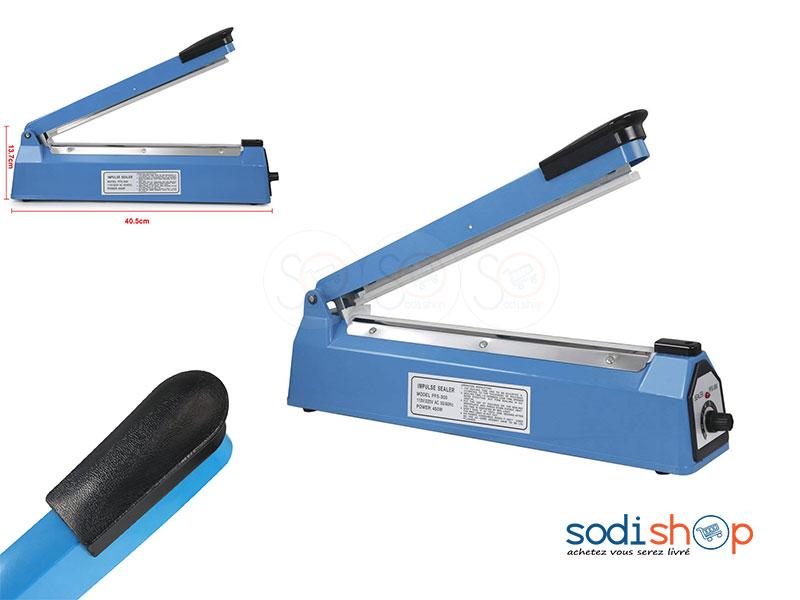Thermo Soudeuse Pour Sachet en Plastique PFS 300mm LB0060