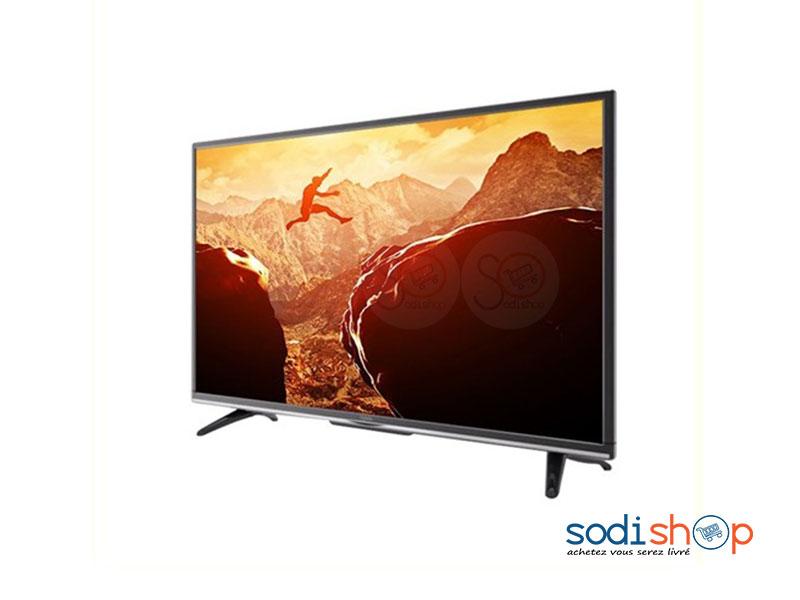 Smart Téléviseur à Ecran Plat - Syinix 40T700F 40 Pouces