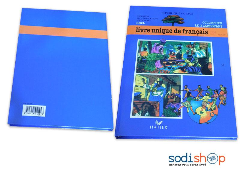 Livre De Francais Niveau 3eme Annee Collection Le Flamboyant Pa0085