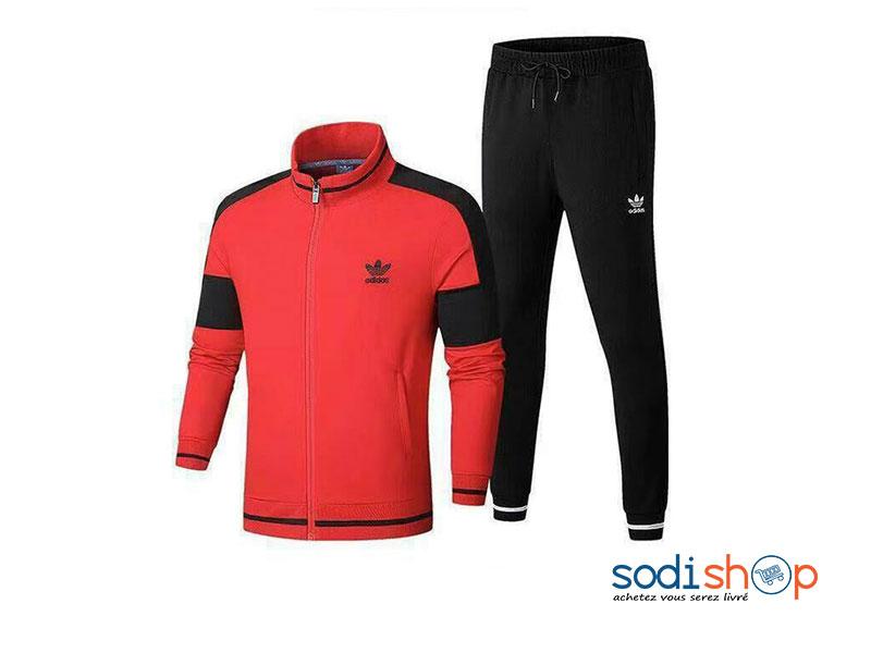 prix incroyable Achat/Vente vente la plus chaude Jogging Vêtement de Sport Pour Homme et Femme Marque Adidas WA0021